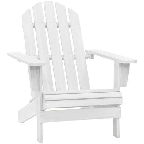 Chaise de jardin Bois Blanc