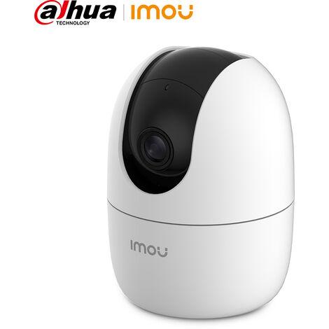 Camera De Surveillance Wifi Sans Fil Dahua 1080P 2Mp, Prise En Charge De La Vision Nocturne Et De La Surveillance A Distance