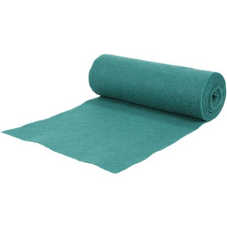 Tapis De Graine D'Herbe Biodegradable Tapis De Paille Engrais Jardin Pique-Nique Pelouse Arriere-Cour Plantation Grandir, 300Cm