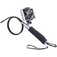 Alicer Endoscope 8 LED Type C 3 en 1 Professionnel Flexible USB HD Cam/éra vid/éo Industrielle /étanche Endoscope 1m 1200p