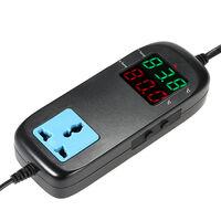 Thermostat Electronique, Thermostat De Thermocouple, Avec Prise Ca 90V ¡« 250V