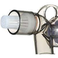 Changeur D'Eau Pour Aquarium A Pression D'Air, Avec Tuyau Souple De 3 Pi Et Pince D'Ecoulement D'Eau
