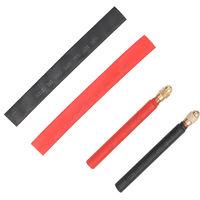 Bricolage Spotwelder Accessoire Cuivre Pur Handheld Pen Sans Soudure Tache Aiguille Pour 18650, 16 Stylo Simple Carre