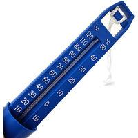 Thermometre De Piscine Grande Qualite Thermometres Eau Avec Des Degres Fahrenheit String Et Precise De La Temperature Lectures Ideal Pour Piscines Spas Hot Tubs Etangs