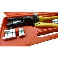 Coffret de presse a sertir/ de sertissage hydraulique