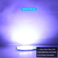 Aquarium Lumiere Led Petit Clip Light Pour Fish Tank Feuille Usb Forme Led Pour Aquarium Fish Tank Blanc Bleu Couleur D'Eclairage, Vert