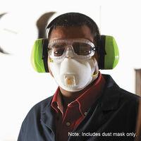 3M 8511 N95 Respirateur Masque De Protection Masque Anti-Poussiere Masques Safty Pm2,5 Haze Avec Respirante Valve Anti-Poussiere, 1Pc