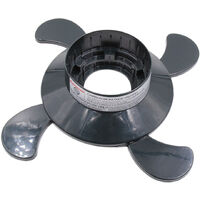 Support De Base De Cylindre En Plastique Exterieure Fixee A La Base De Support De Cylindre