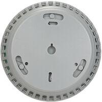 Alarme De Detection De Fumee Intelligente Tuya Wifi, Prise En Charge De La Telecommande D'Application Mobile, Modele Wifi-302