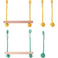 Equipement D'Entrainement D'Equilibre De Sports De Plein Air, Combinaison De Sport D'Escalade Pour Enfants, Sans Echelle De Corde