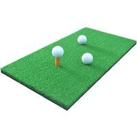 Tapis De Balancoire De Golf En Herbe Courte, Utilise Pour L'Entrainement De Golf A Frapper Et A Mettre, Base Sbr