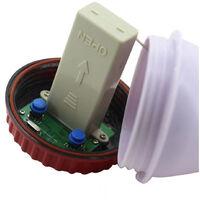 Displaysolar Lcd Numerique Sans Fil Thermometre Piscine Powered Swim Etang Bain A Flotteurs Metres De La Temperature Etanche