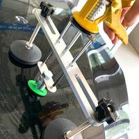 Outil De Reparation De Debosselage Sans Peinture De Carrosserie De Voiture Kit D'Extracteur De Pont De Marteau Coulissant A Tige En T, 1 Pc