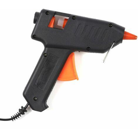 Pistolet à colle chaude 40W - Noir