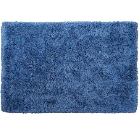 Tapis bleu 200 x 300 cm CIDE
