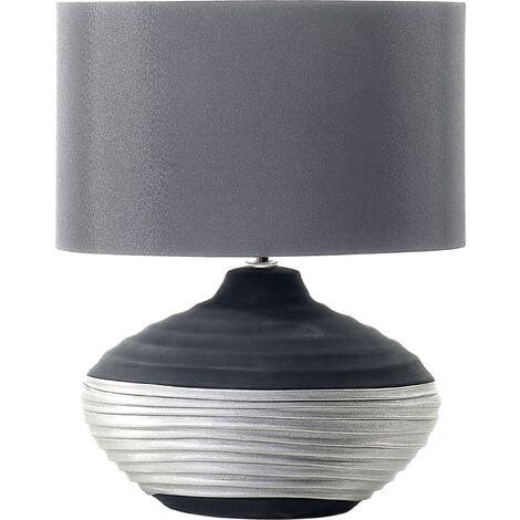 Lampe à poser gris LIMA
