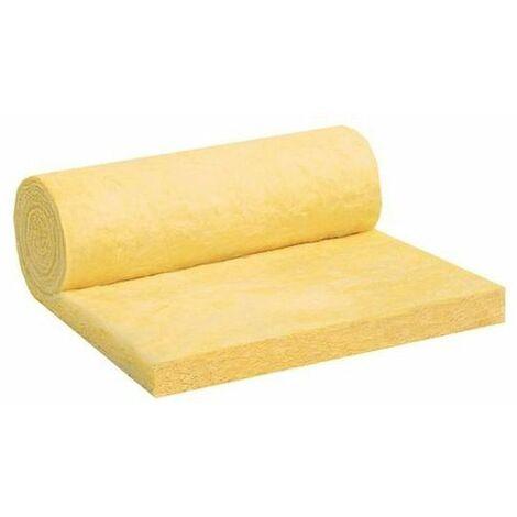 Panneau laine de verre Hometec35 | Ep.220mm | 1,2mx3m | R=6,25 - paquet(s) de 3.6m²