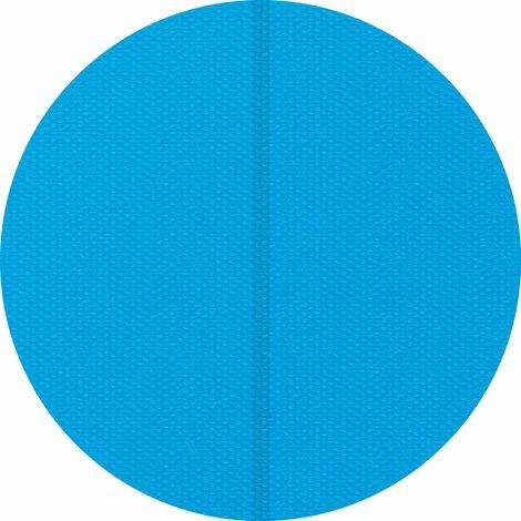 Pool cover solar foil round - Ø 250 cm - blue