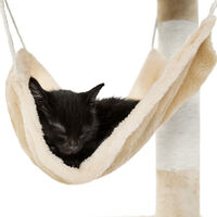 Cat tree Marcel - cat scratching post, cat tower, scratching post - beige