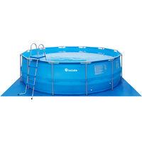 Swimming pool Merina - paddling pool, outdoor swimming pool, garden swimming pool - blue