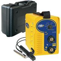 036635 GYS Elektrodenschweißgerät GYSMI E163 m.Zub.10-160 A GYS