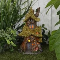 Solar Thatched Cottage