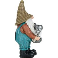 Gnome / Light Up Watering Can