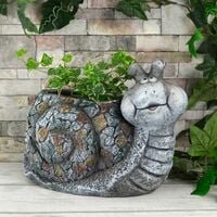 Snail Planter