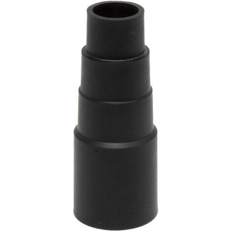 Adaptador de succión reductor universal para aspiradoras, aspiradoras en seco y húmedo, aspiradoras multiusos y rectificadoras de herramientas
