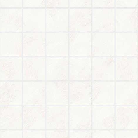 Superfresco Easy Twilight Tile Effect White Wallpaper (Was £15)