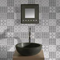 Contour Grey Porches Wallpaper