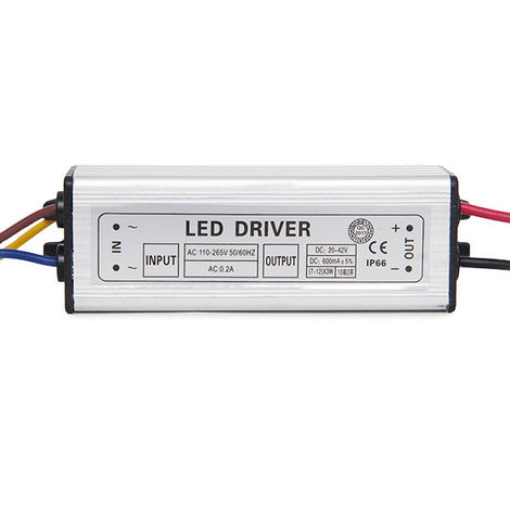 Driver Non Dimmable Projecteur LED 20W (DR-PR-ND-20W)