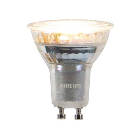 Philips Bombilla GU10 LED Philips 3.7W 260lm 2200K - 2700K