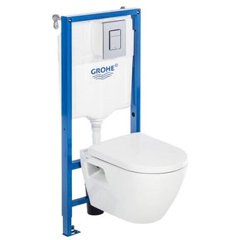Grohe Pack Bati WC Solido Perfect Compact (39186000)