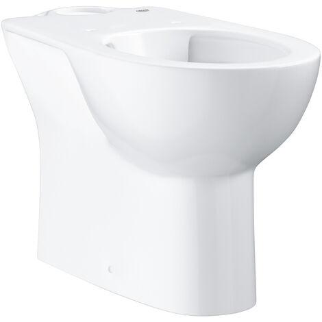 Grohe Bau Ceramic Cuvette WC à poser, blanc alpin