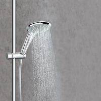 Grohe Euphoria System 260 Colonne de douche avec mitigeur thermostatique avec tête XXL de 260mm et 3 jets (G-27296002)