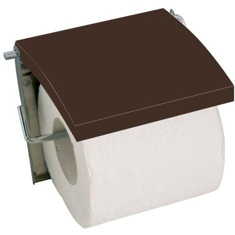 WC Rollenhalter MDF Braun