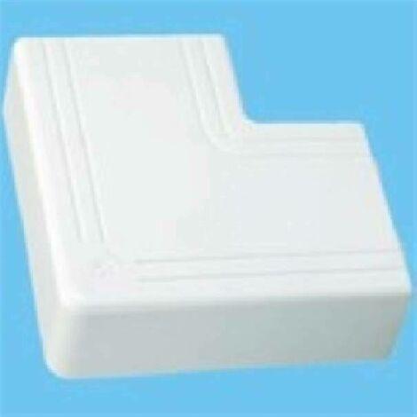 Angle plat pour porte d'accessoires et cÂbles npan 150x60 w 02507