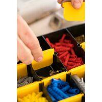 Porte-outils / quincaillerie 22 compartiments stst81681-1