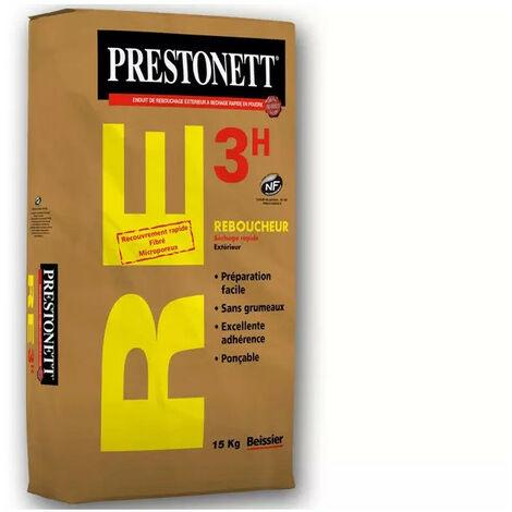 PRESTONETT REBOUCHEUR EXT RE3H 15KG SAC - BEISSIER SA