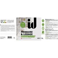 Primaire & lissage carrelage 1L- Peinture épaisse - ID Paris - blanc