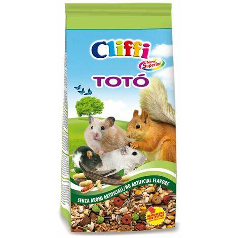 CLIFFI TOTÒ SUPERIOR CRICETI 900 G