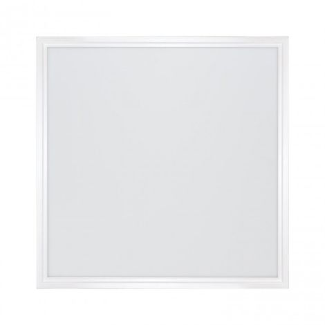LuzConLed - Panel LED Cuadrado 60 x 60CM 36W 6000K Aluminio BL - ENVÍO DESDE ESPAÑA