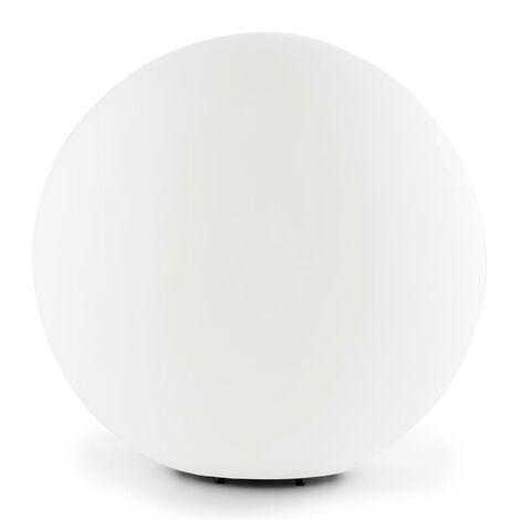 Shineball L Globe Lamp Outdoor Garden Light 40cm White