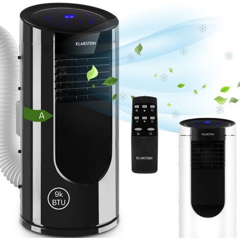 Metrobreeze Miami Mobile Air Conditioner 9000BTU / 2.6 kW 950W Black
