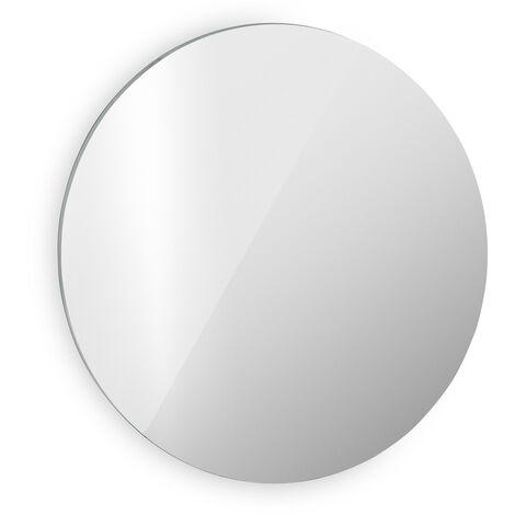 Marvel Mirror Infrared Heater 300W Weekly Timer IP54 Mirror Round
