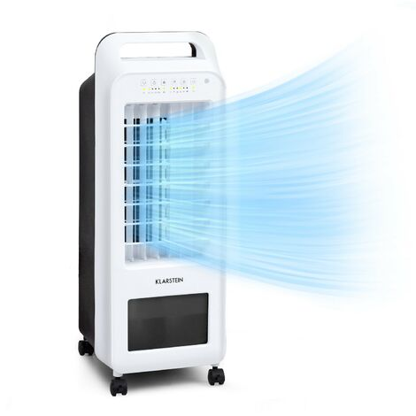Cooler Rush, Fan, Air Cooler, 5.5L, 45W, Remote Control, 2 x Ice Packs