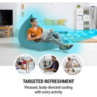 MCH-1 V2 3-in-1 Air Cooler Fan Humidifier 7 Litres 360 m