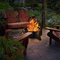 Blumfeldt Versailles Fire Bowl Fire Pit