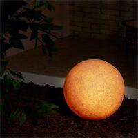Sandshine XL Globe Lamp Outdoor Lamp Garden Light